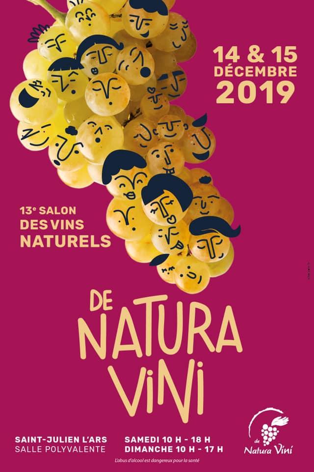De Natura Vini – Salon des vins naturels